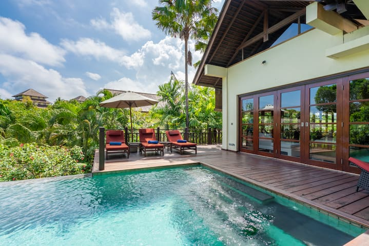 Villa Cantik Cliffront 2