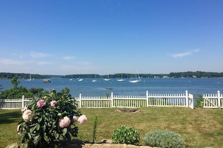 Waterfront Seacoast Getaway - Dover