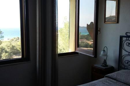 Villasimius - Villetta indipendente panoramica - Villasimius