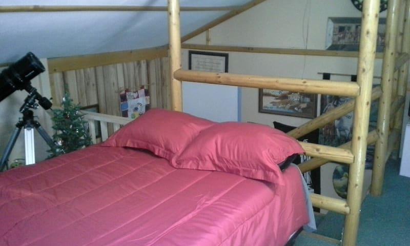 mountian loft