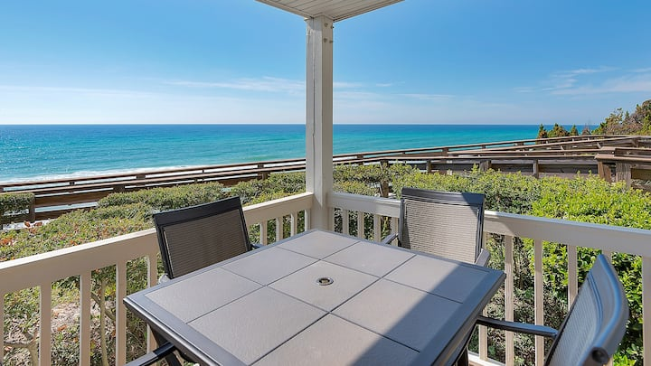 Mistral 6 - Gulf-Front in Seacrest Beach - Stunning Views - Sleeps 6 - Mistral 6