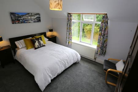 Ensuite room, 10 minute walk to the beach - Perranporth