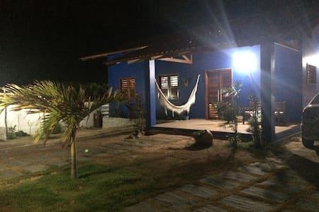 Casa Azul - Beberibe - Maison