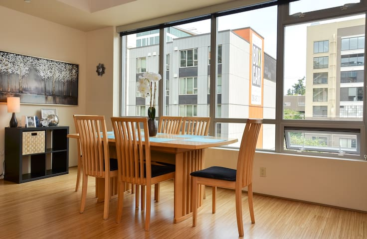 Westlake Ave Downtown Condos 1BD 2 - Seattle - Apartment