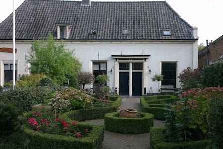 B&B Hof van Wisch, centrum Doesburg - Doesburg - Apartament