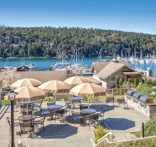 Deer Harbor, WA, 1 Bedroom Cottage Ste. #1
