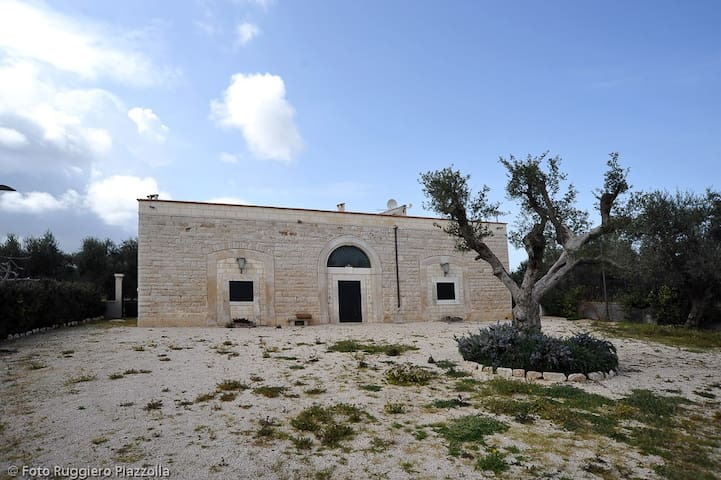 Old fashioned Pugliese farm house - Trani - Villa