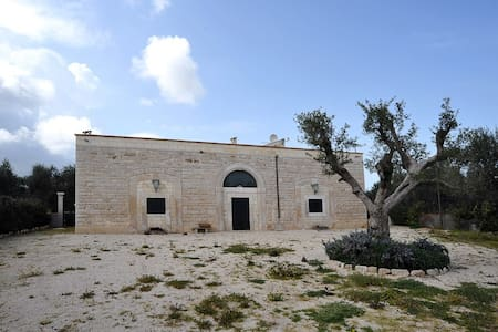 Old fashioned Pugliese farm house - Trani
