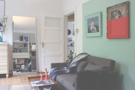 Cozy & pleasant living at Schanze