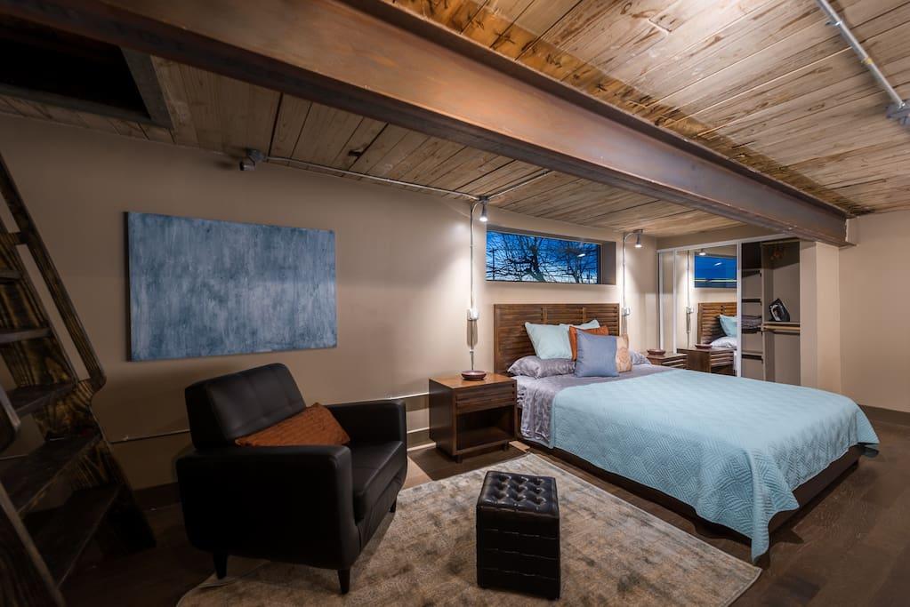 1 Urban Warehouse Loft In Deep Ellum Lofts For Rent In Dallas Texas Unit