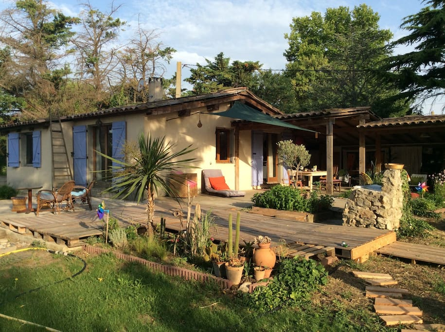 Jolie maison en pleine nature houses for rent in mauguio - Maison en pleine nature ...