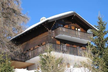 Amazing Swiss ski chalet - Vex - Alpstuga