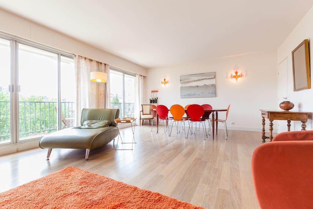 campagne calme confort et espace appartements louer. Black Bedroom Furniture Sets. Home Design Ideas
