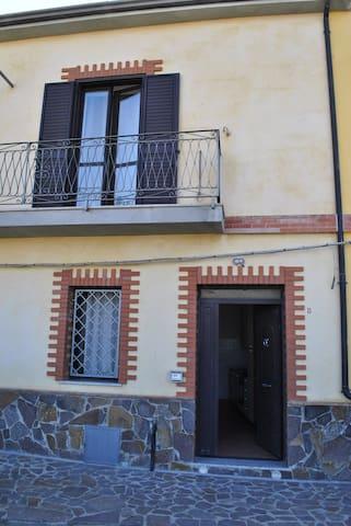 Casa vista mare a Trebisacce - Trebisacce - Huis