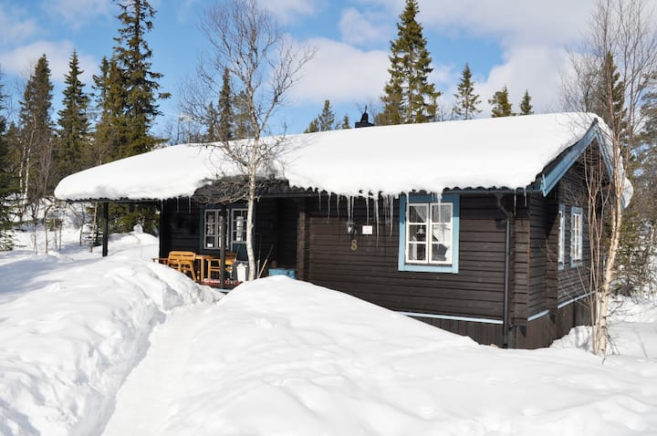 A wonderful cabin, a real Getaway in Vemdalen