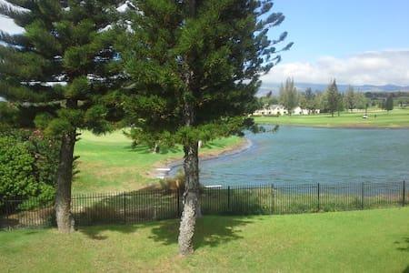 Waikoloa sunset, golf views - gorgeous! - 아파트(콘도미니엄)