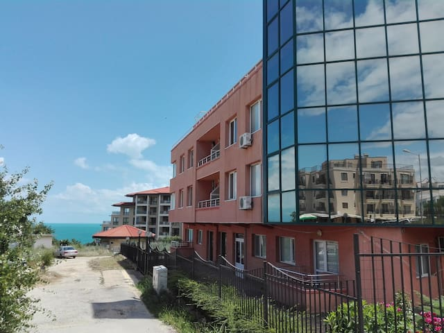 Byala beach bay Apartment