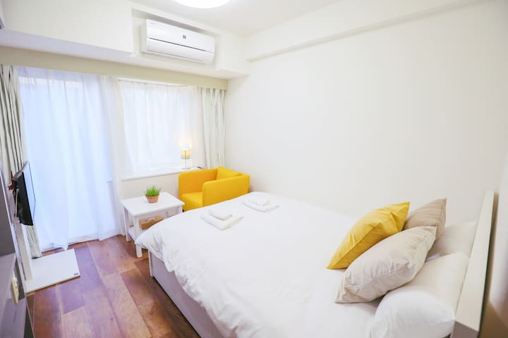 Studio in Hiroo Apartment