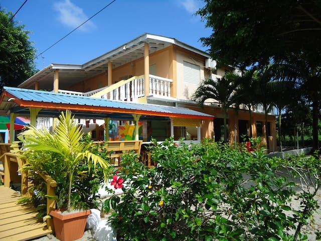 Sea Glass Inn on the water - Placencia - Boutique-hotel
