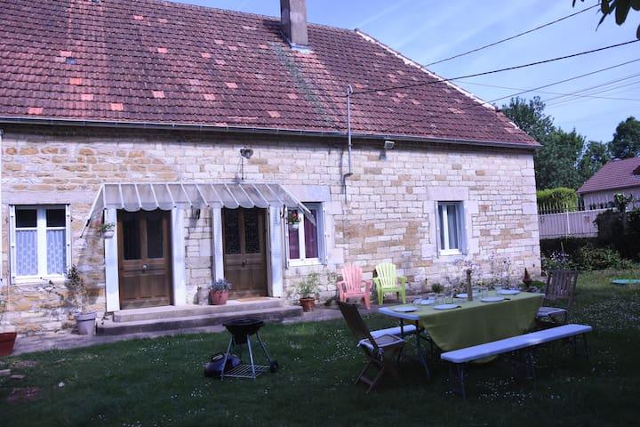 Le Gîte de Marinette à Villers-Robert