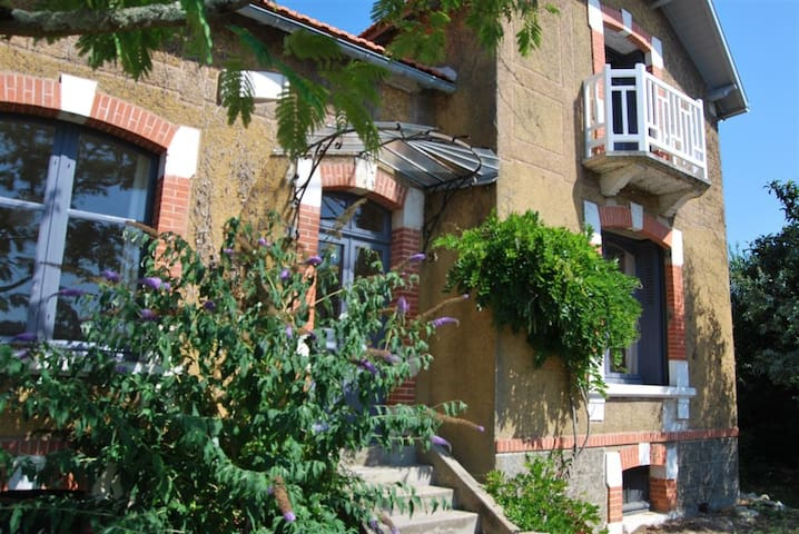"""Maison de vacances """"Sous les pins"""". - Jard-sur-Mer - 一軒家"""