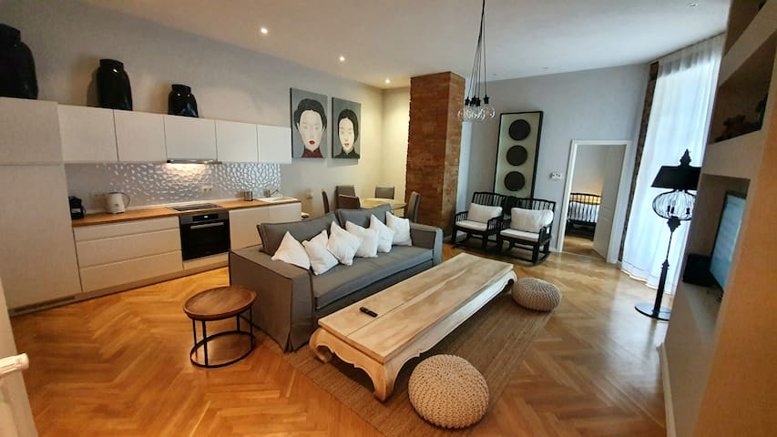 Live in style in the high-end area of Berlin