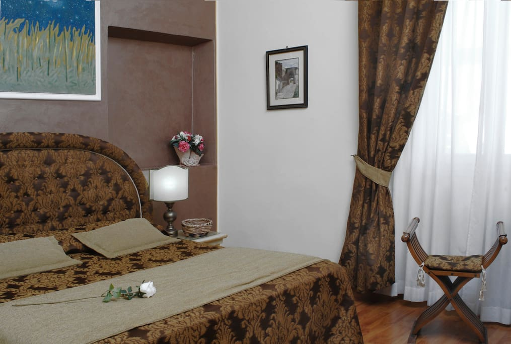 Chambre romantique centre florence chambres d 39 h tes for Chambre d hote florence