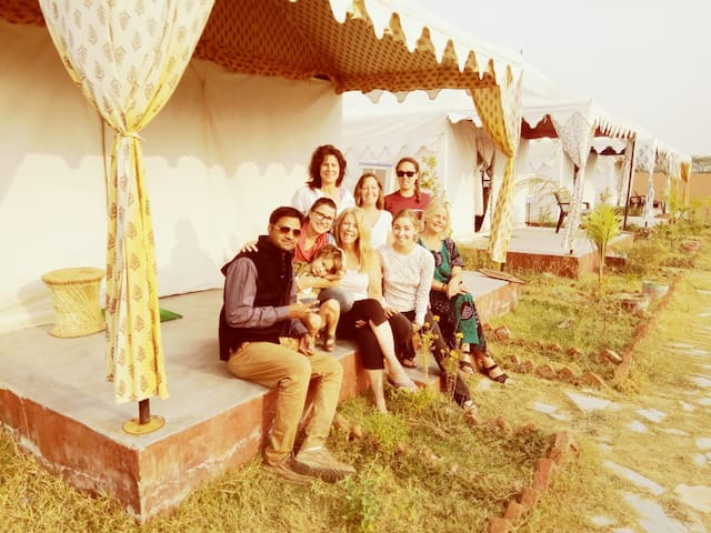 Swiss Tent