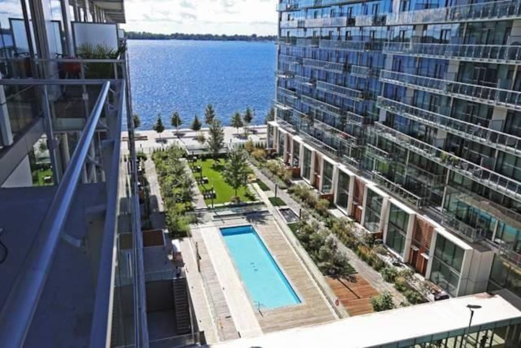 Toronto Dt Core Cn Tower Westin Hotel W Parking Condominiums For Rent In Toronto Ontario