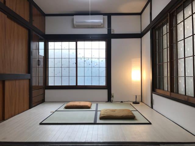 Open new house in Tokyo,free wifi,station 4min