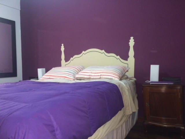 Nice, cozy room in Miraflores - Miraflores - Leilighet