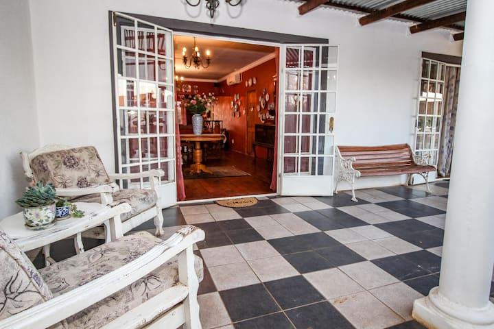 Residensie Guesthouse Room 4