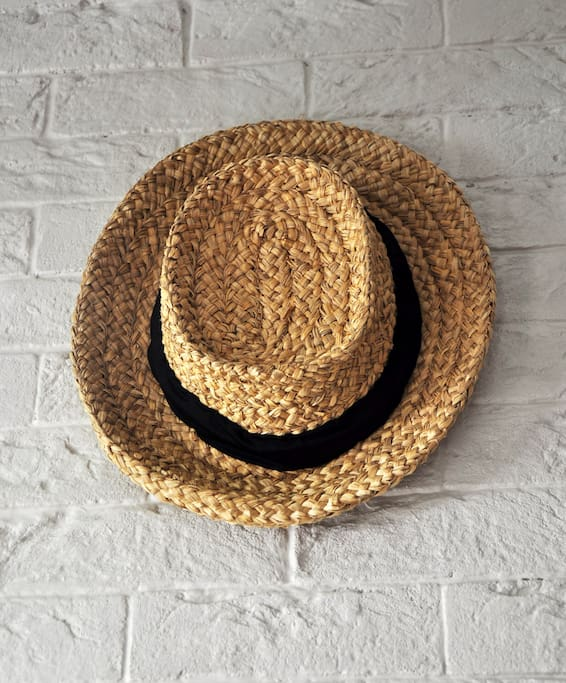 Maurice Chevalier famous hat!