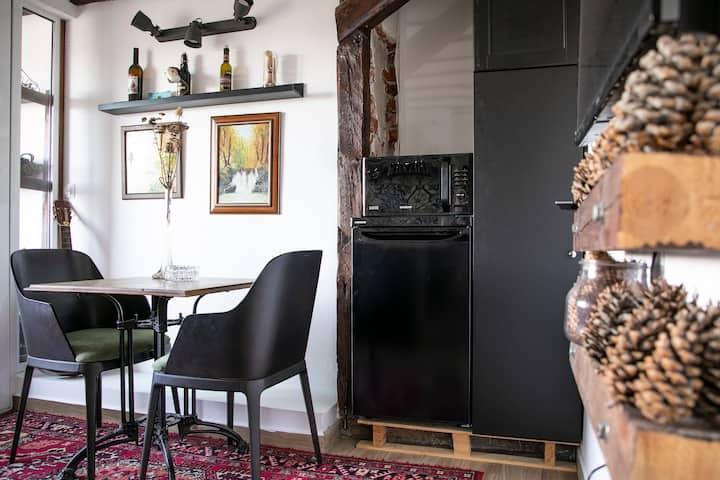 Georgi's Guest studio
