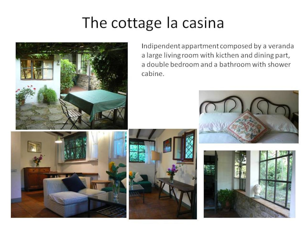 the cottage selection