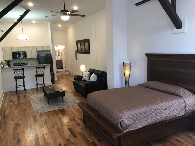 Too Cute Studio Flat in the Heart of Downtown
