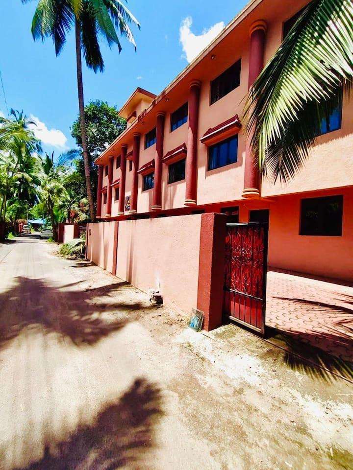 New Listing | C/N-2BHK Apartment | Anjuna Nearby