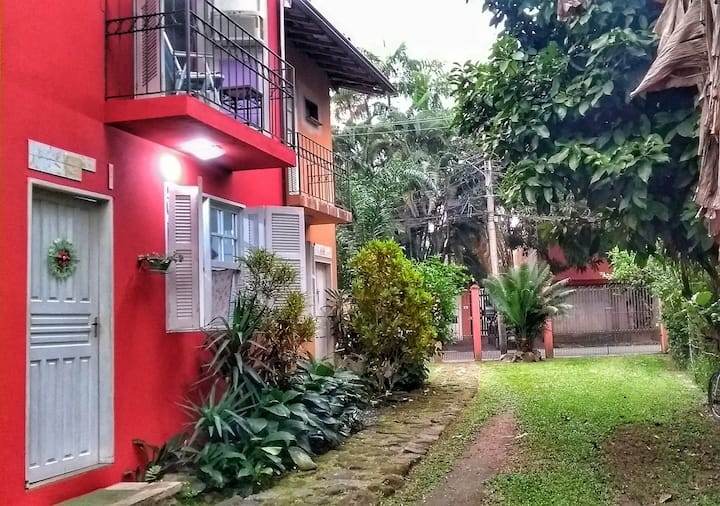 Casa Mandalas, Paraty (15min. a pé do C.Histórico)