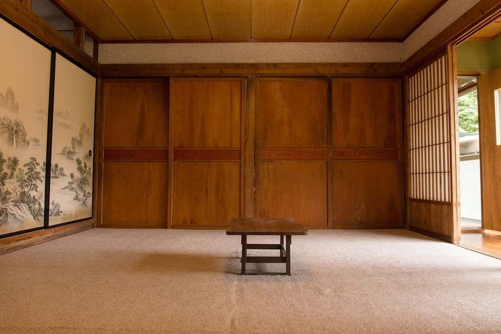Living room (2nd bedroom)