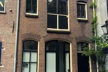 In hartje Utrecht stijlvol slapen!