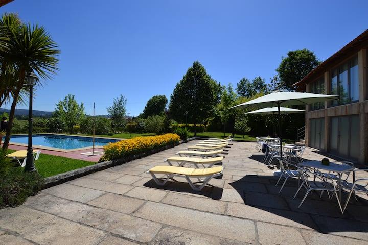 Villa with pool near Braga