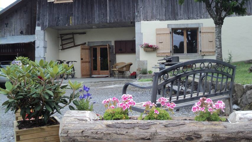 Ferme Dowena - Great One Day, Perfect the Next - Samoëns - บ้าน