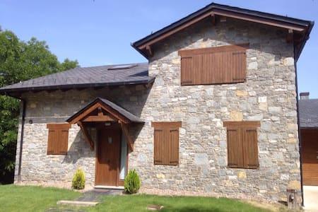 Casa con piscina y vistas espectacu - Queixans - Ev