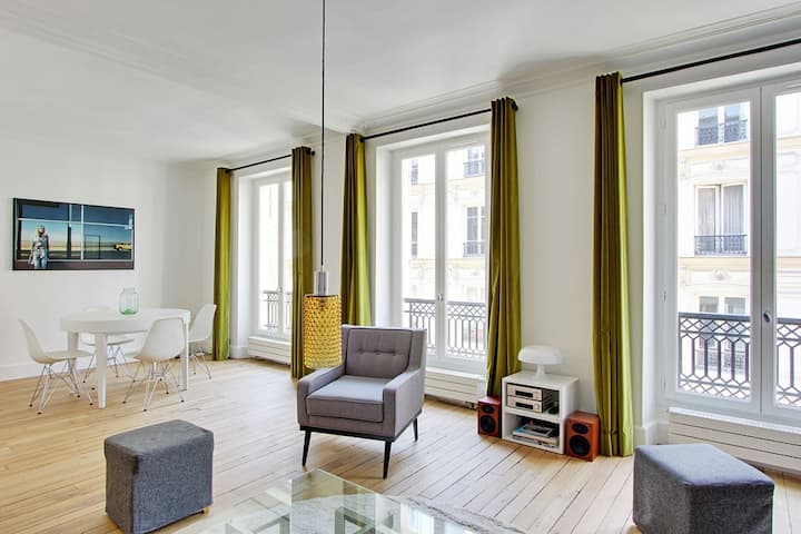 Superb architect apartment Marais