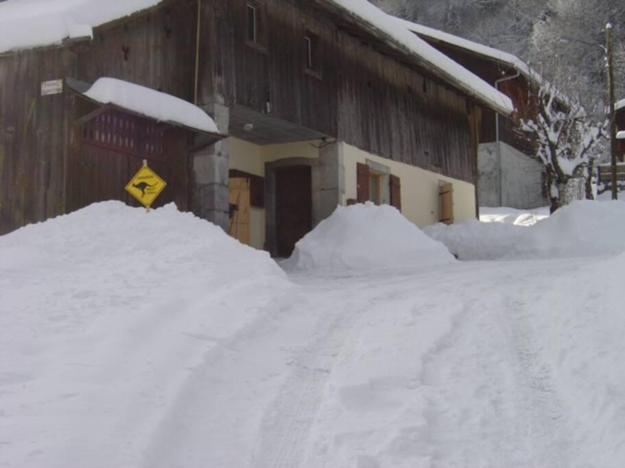 Snow Ferme Dowena
