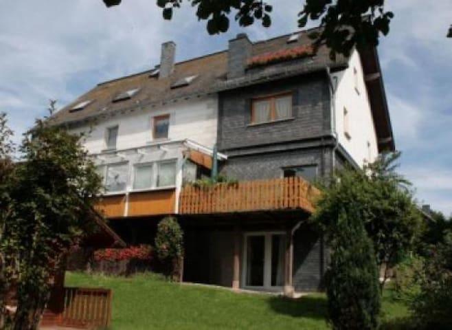 Ferienwohnung Ottenbreit - Bruschied - Flat