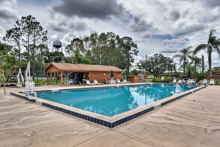 Located in the Westgate River Ranch Resort & Rodeo, this unit offers amenities