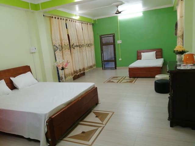 Chandras Residency, A home away from home