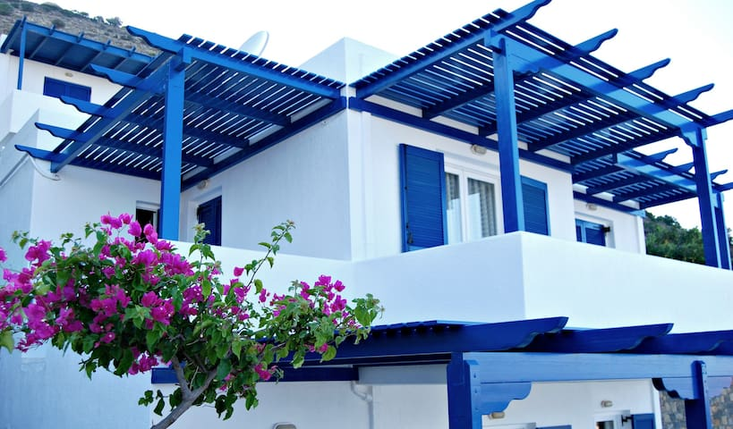 LUXURY VILLA / HOLIDAY HOME KRETA 2 - Elounda - Talo