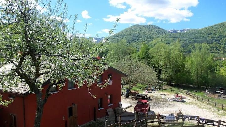 Camera tripla in Fattoria/Abruzzo